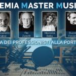 """Al via le selezioni dell'Accademia musicale  """"MASTER MUSIC PLAY""""."""